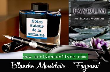 Blanche montclair fayoum