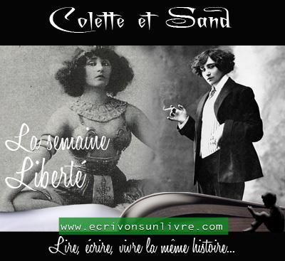 Colette et sand 1