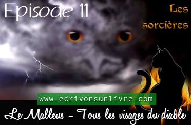 Episode 11 le malleus tome 2 tous les visages du diable