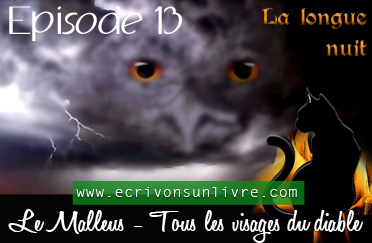 Episode 13 le malleus tome 2 tous les visages du diable
