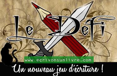 Vous aimez écrire - Jeu d ecriture sur notre forum - le defi