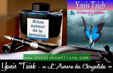 L'Aurore des Chrysalides -  Yanis Taieb