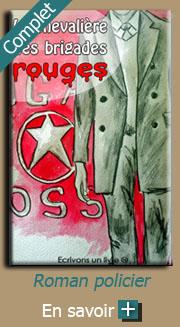 La chevaliere des brigades rouges roman policier