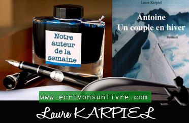 Laure karpiel antoine un couple en hiver