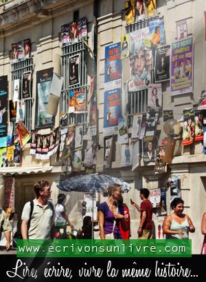 De quand date le festival off d'Avignon ?