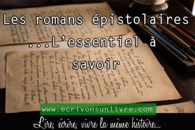 Romans lettre lecture