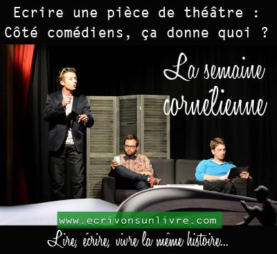 Theatre comedien